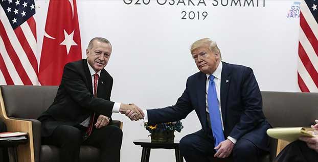 Erdoğan-Trump görüşmesi iş dünyasını mutlu etti