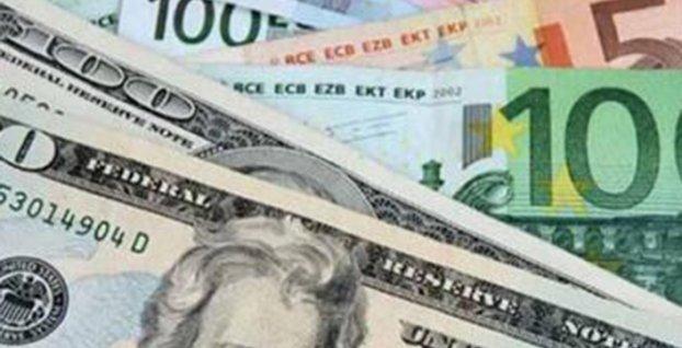 Dolar ve Euro'da son rakamlar / 27 Aralık
