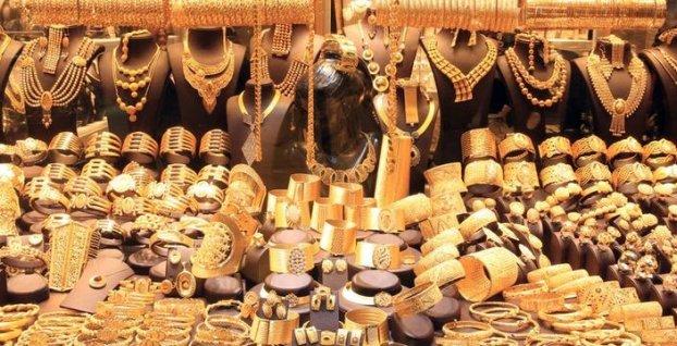 Son işlem gününde altın fiyatları arttı