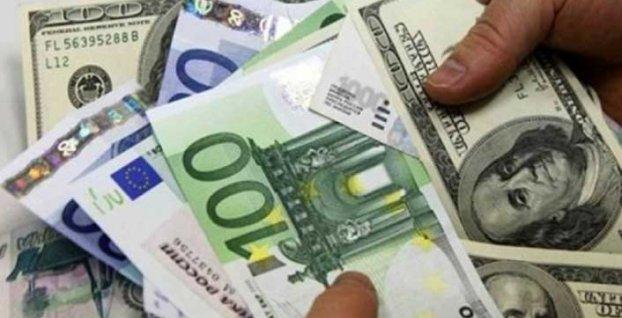 Dolar ve Euro'da gün sonunda durum / 24 Ocak