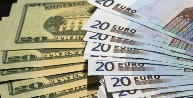 Dolar ve Euro'da son durum / 10 Ocak