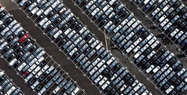 AB'de otomobil satışları nisanda 'çakıldı'
