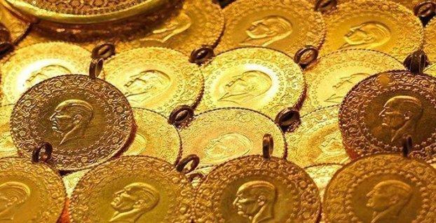 Altın fiyatları ilk işlem gününde hızlı geriledi