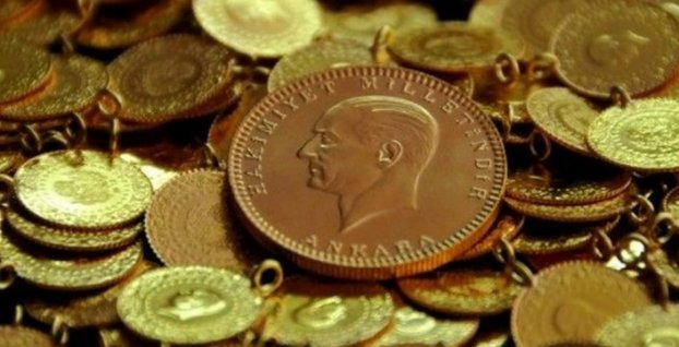 Altın fiyatları son işlem gününde yükseldi