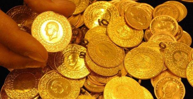 Altın fiyatları hafif geriledi