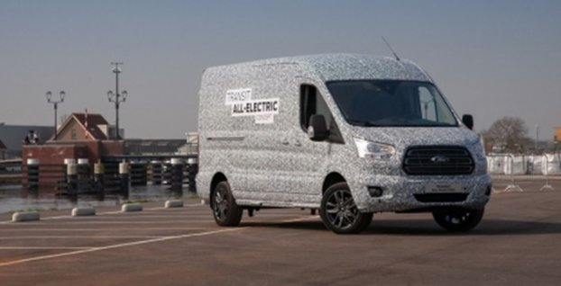 Ford'un tam elektrikli ilk ticari aracı E-Transit Kocaeli'de üretilecek