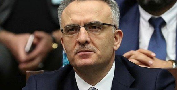 Merkez Bankası Başkanlığı'na atanan Ağbal'dan ilk değerlendirme