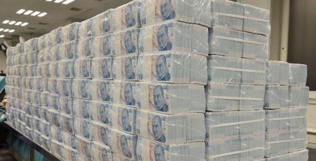 Merkez Bankası repo ihalesiyle piyasaya 10 milyar lira verdi