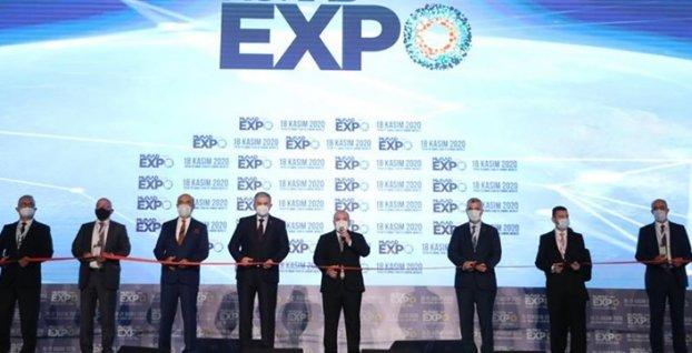 MÜSİAD EXPO 2020 sona erdi