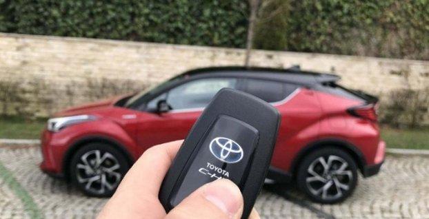 Toyota 2020 mali yılı net kar beklentisini yükseltti