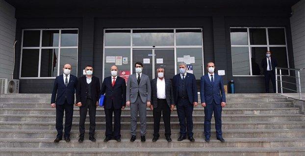 10 bin kişilik istihdam sağlayacak Karacadağ OSB için ilk adım atıldı