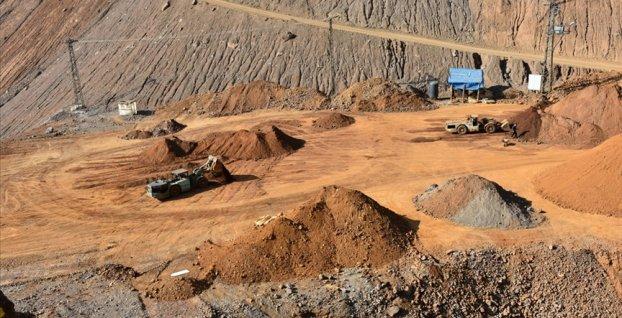 Maden sektörü ocak ayında 353,3 milyon dolarlık ihracat yaptı