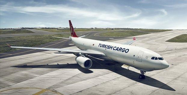 Turkish Cargo en önemli 5 hava kargo şirketi arasına girdi