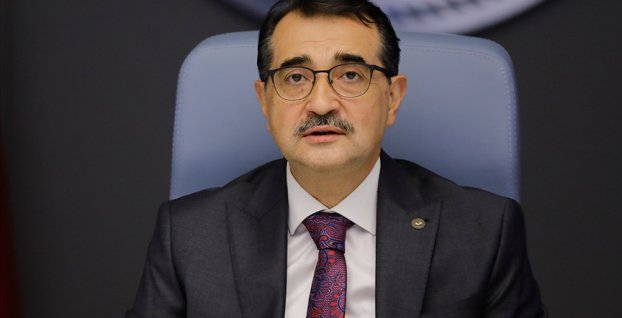 Bakan Dönmez'den Adana'nın 6 ilçesine doğal gaz müjdesi