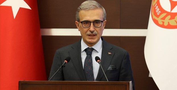 Savunma Sanayii Başkanı Demir'den, üniversitelere çağrı