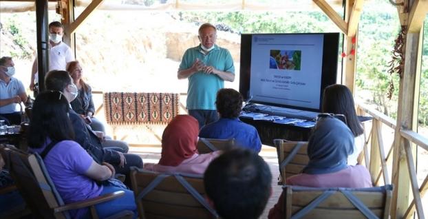 'Akıllı Tarım ve Sürdürülebilir Gıda Çalıştayı' yapıldı