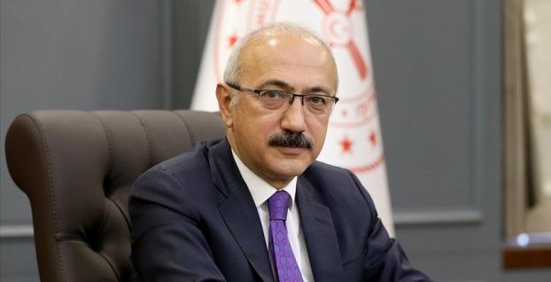 Bakan Elvan: 'Yeni döneme en iyi şekilde hazırlanmaya çalışıyoruz'