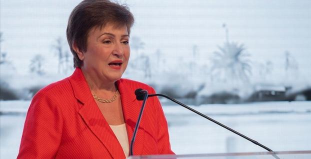 IMF Başkanı Georgieva'dan faiz uyarısı