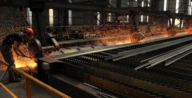 Worldsteel: Küresel ham çelik üretimi arttı
