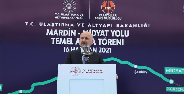Bakan Karaismailoğlu duyurdu: 'Çalışmalar başlıyor'