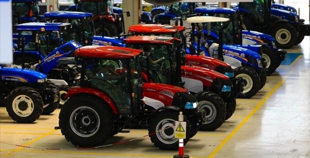 Pandemide tarımsal faaliyetler traktör ihracatını artırdı