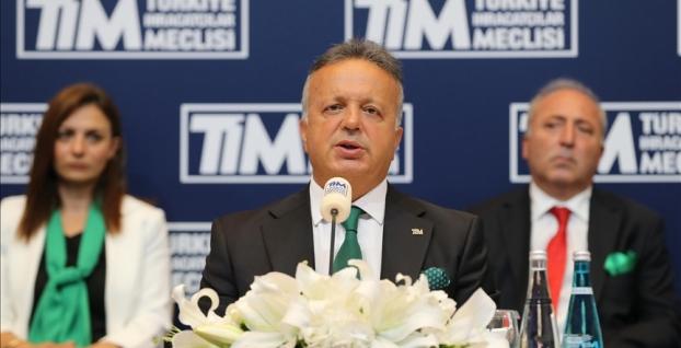'Türkiye'nin en önde gelen sürdürülebilir faaliyeti ihracattır'