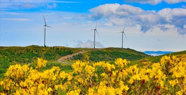 Türkiye'de yenilenebilir enerji her geçen gün gelişiyor