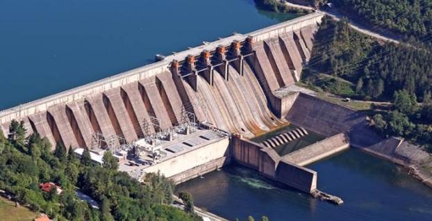 Türkiye hidroelektrikte Avrupa'da ikinci oldu