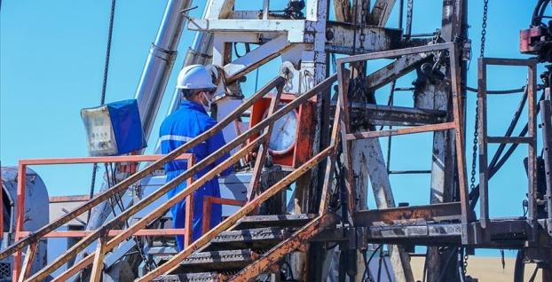Yenişehir-1 kuyusundan günlük 3 bin varil petrol üretiliyor