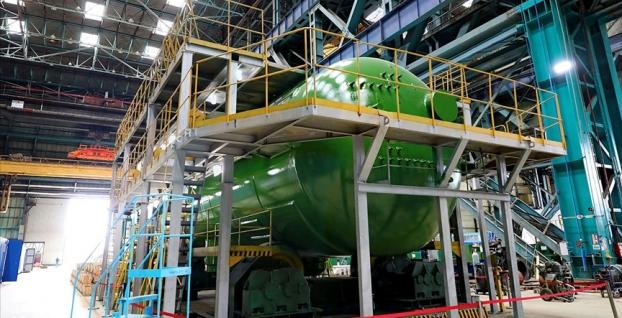 Akkuyu NGS'nin  jeneratör üretimi başarıyla tamamlandı