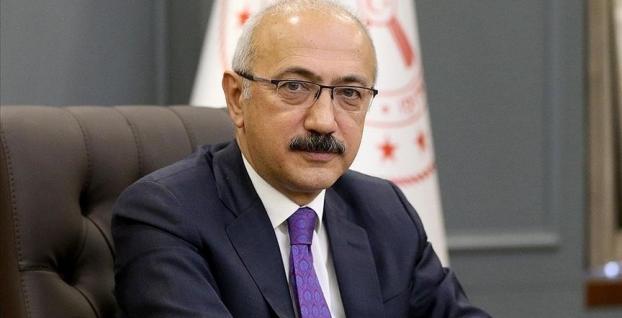 Bakan Elvan, ABD Hazine Bakanı ile bir araya geldi