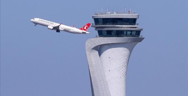 İstanbul Havalimanı yine zirvede