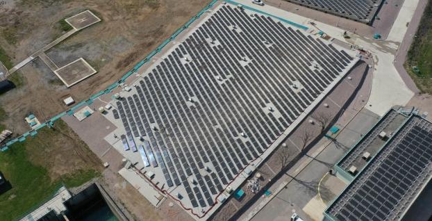 Sanayinin başkentinden yenilenebilir enerjiden rekor