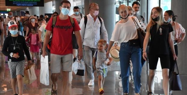 Rus turistlerin tercihi Türkiye