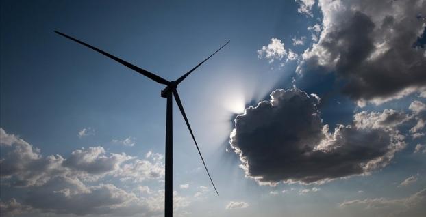 Türkiye'de elektrik üretiminin yüzde 9'u rüzgardan