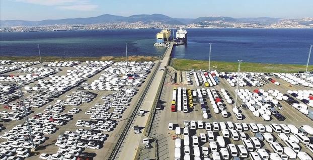 Türkiye'nin otomotiv ihracatı AB pazarında giderek büyüyor