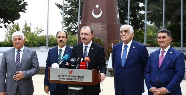 """""""Azerbaycan ve Türkiye ekonomileri birbirlerini tamamlayan ekonomilerdir"""""""