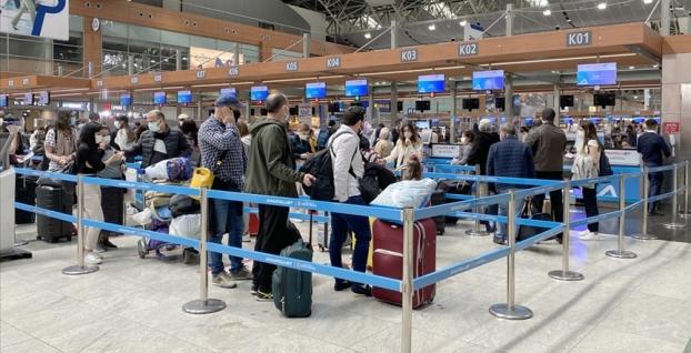 Bakan Karaismailoğlu açıkladı! 100 milyonu aşkın yolcu ağırlandı