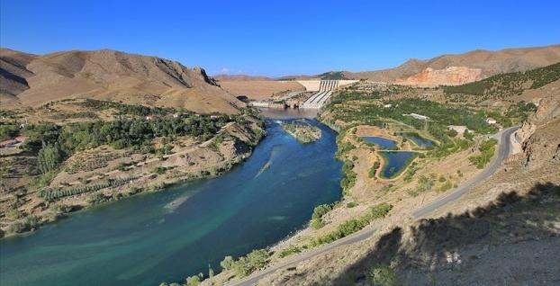 Keban Barajı'ndan ülke ekonomisine 151 milyar liralık destek