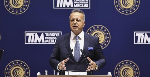 TİM Başkanı Gülle: Türkiye ihracatta lojistik alanını iyi yönetiyor'