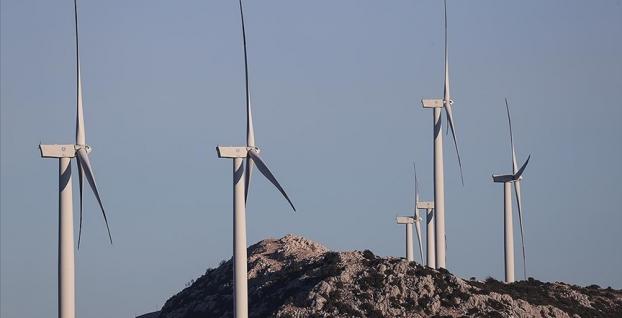 Rüzgardan elektrik üretiminde rekor seviyeye ulaşıldı