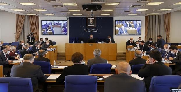 Vergi kanunlarına ilişkin düzenleme TBMM Plan ve Bütçe Komisyonunda
