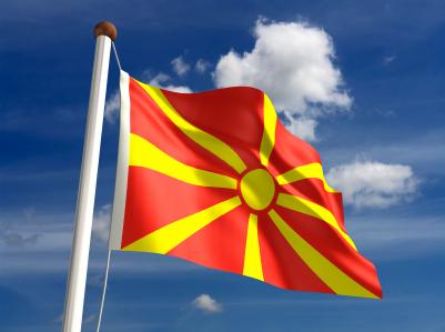 Makedonya'da muhalifler sokaklara döküldü
