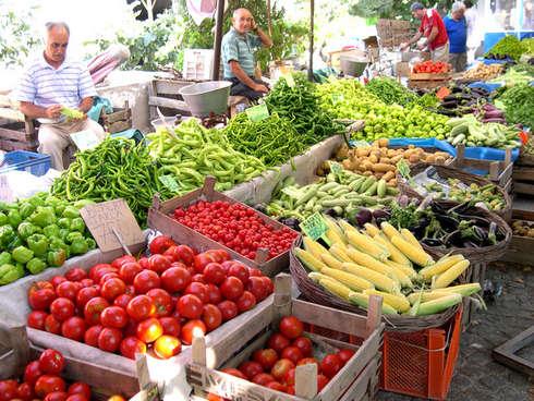 Sebze meyvede Rama'zam' olmadı - Türkiye'nin Ekonomi Portalı Sondevir