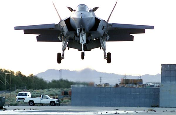 F-35'lerin tedariki gelecek yıla ertelendi