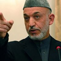Karzai, Panetta ile bir araya geldi