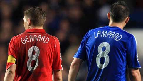 Steven Gerrard, Lampard'a sahip çıktı