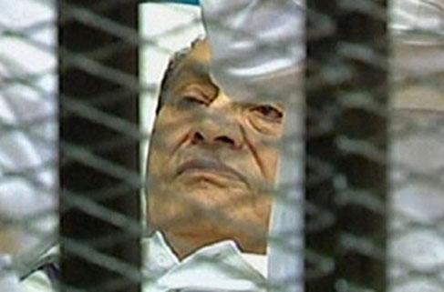 Mısır yargısı Mübarek ile uzlaşacak