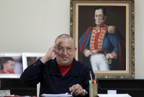 Chavez'den sonra Venezüella