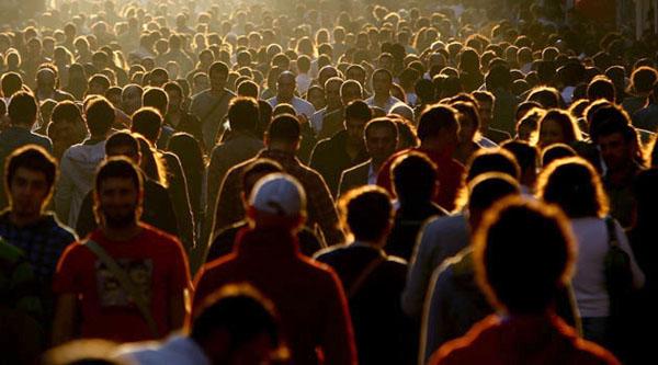 Dünya nüfusu artıyor